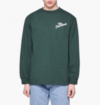 The Hundreds - Forever Slant Crest Long Sleeve Tee