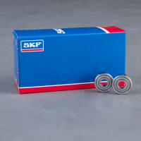 SKF - Explorer kullager x 8 Skateboard kullager