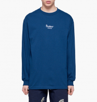 Butter Goods - Micro Classic Logo Long Sleeve Tee