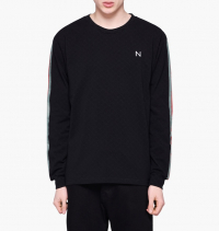 New Black - Fencey Long Sleeve Tee