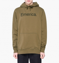 Emerica - Small Pure Logo Hooded Fleece