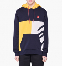 éS Footwear - Split Hooded Fleece