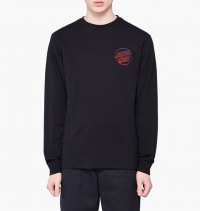 Santa Cruz - Fade Hand Long Sleeve Tee