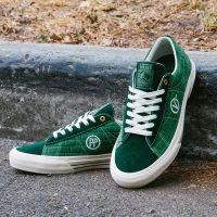 Vans - x Pass-Port Sid Pro Ltd - Dark Green