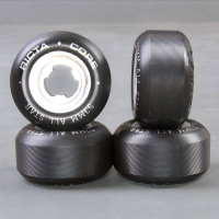 Ricta -  wheels Team Black Chrome 53mm