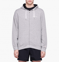 Champion - Hooded Full Zip Sweatshirt