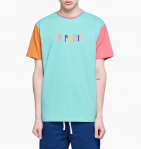 Rip N Dip - Color Block Multi Panel Tee