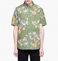 Rip N Dip - Blooming Nerm Short Sleeve Button Up Shirt