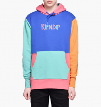 Rip N Dip - Color Block Multi Panel Hoodie