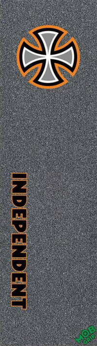 MOB Grip - MOB X Independent Skateboard Griptape