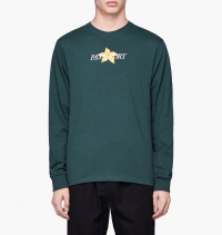 Pass Port - Daffodil Applique Long Sleeve Tee