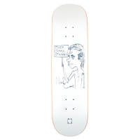 "WKND Skateboards -  ""F.ck Johan Stuckey by Nick Cave"" 8.5"