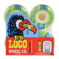 "Loco Wheel Co -  ""Conical Classic Street Formula"""