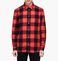 WeSC - Olavi Plaid Shirt