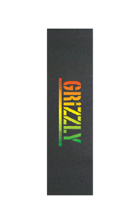 Grizzly Grip -  T-Puds Rasta Stamp