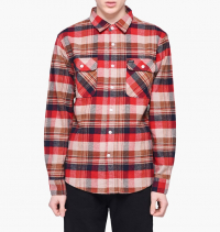 Brixton - Bowery Flannel