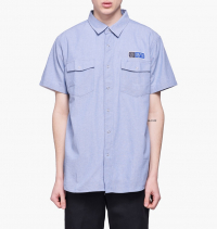 Brixton - x Independent Officer Short Sleeve Woven