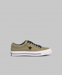 Converse - One Star OX Vintage Suede Field Surples