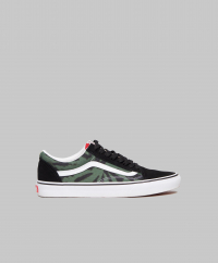 Vans - UA Old Skool Tie Dye Multi / Black