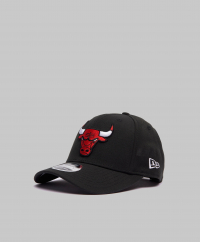 New Era - 9Fifty Stretch Snap Chicago Bulls Black