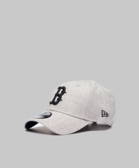 New Era - 9Forty Heather Essential Team Boston Heather