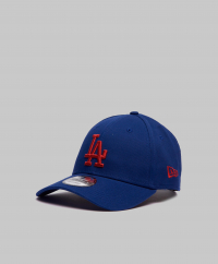 New Era - 9Forty League Essential LA Dark Royal/Hot Red