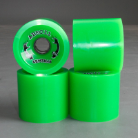 Abec 11 - Centrax Lime 77mm 78a