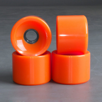 NoBrand - Orange 70mm 80a