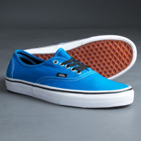 Vans -  Authentic Blue/Wht