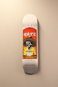 "Cash skateboards - ""Local flavor"""