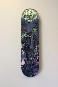 "Cash skateboards - ""Frankenstein"""