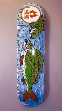 "Mind skateboards - ""Bass"""