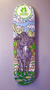 "Mind skateboards - ""Moose"""