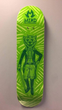 "Mind skateboards - ""Tiger"""