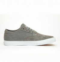 "Filament - ""Vance"" Grey Suede Canvas"