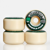 Spitfire Wheels  -  54mm Formula Four Conical 101