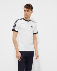 Adidas - T-shirt - Regular fit - Vit