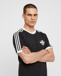 Adidas - Tanaami Cali T-shirt - Regular fit - Svart