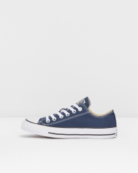 Converse - All Star canvas ox - Marinblå