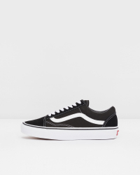 Vans - 'U Old Skool' sneakers - svart/vit