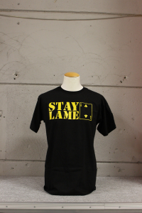 "Lowcard - ""stay lame logo tee"""