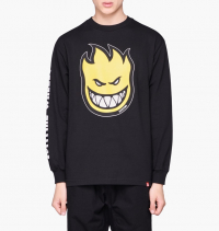 Spitfire Wheels  - Bighead Fill Hombre Long Sleeve Tee