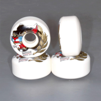 Bones -  STF Berger Panther 54mm Slim White skateboard hjul
