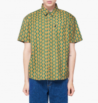 The Hundreds - Check Short Sleeve Woven