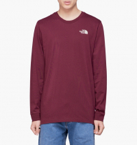 The North Face - Simple Dome Long Sleeve Tee
