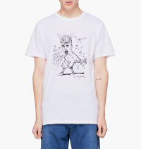Dedicated - x Daniel Johnston Texas Tee