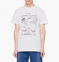 Dedicated - x Daniel Johnston Eternal Fight Tee