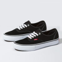 Vans - Authentic Pro - Black/True White