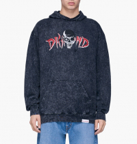 Diamond Supply Co. - Burial Ground Crystal Hoodie