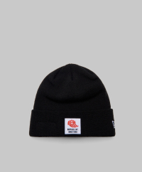 New Era - Mössa NE Ess Patch Knit None